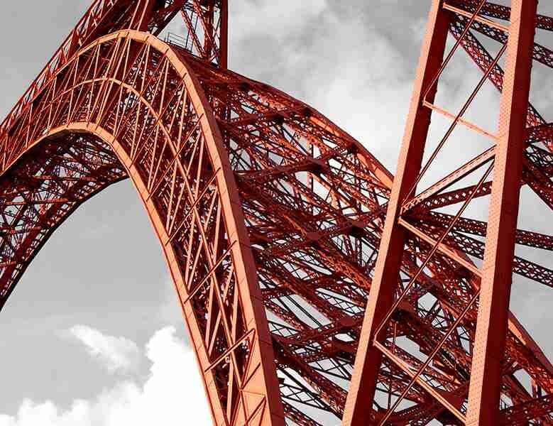 Le viaduc de Garabit, le plus haut ouvrage métallique du monde