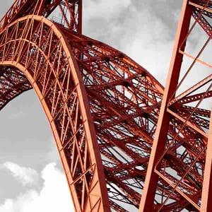 Construction métallique - Viaduc de Garabit - Gustave Eiffel